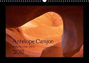 Antelope Canyon 2018 (Wandkalender 2018 DIN A3 quer) von Struck,  Karsten