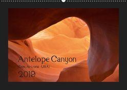 Antelope Canyon 2019 (Wandkalender 2019 DIN A2 quer) von Struck,  Karsten