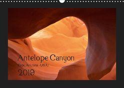 Antelope Canyon 2019 (Wandkalender 2019 DIN A3 quer) von Struck,  Karsten
