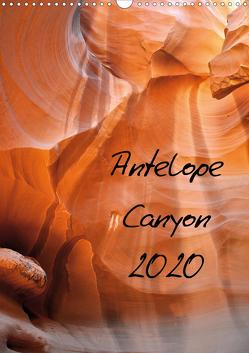 Antelope Canyon (Wandkalender 2020 DIN A3 hoch) von Funfack,  Anna