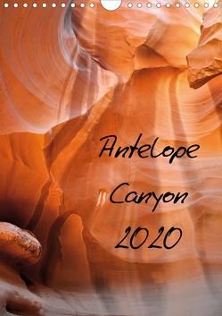 Antelope Canyon (Wandkalender 2020 DIN A4 hoch) von Funfack,  Anna