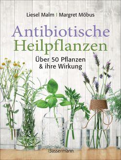 Antibiotische Heilpflanzen von Malm,  Liesel, Möbus,  Margret