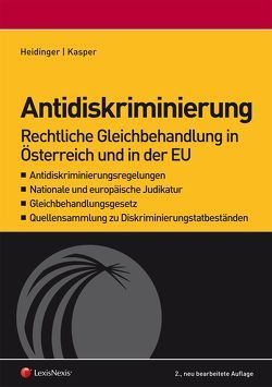 Antidiskriminierung von Heidinger,  Franz J., Kasper,  Christoph