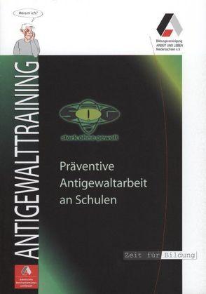 Antigewalttraining S.O.G. – Stark ohne Gewalt von Emter,  Karl H, Kubow,  Heike