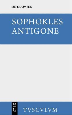 Antigone von Barthel,  Ludwig Friedrich, Sophokles