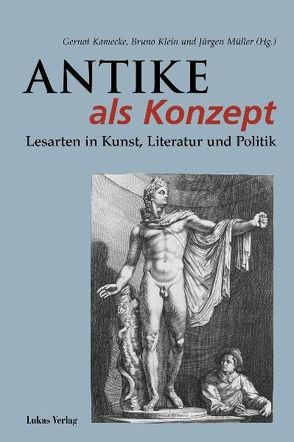 Antike als Konzept von Kamecke,  Gernot, Klein,  Bruno, Mueller,  Juergen