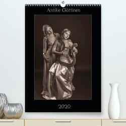 Antike Göttinnen (Premium, hochwertiger DIN A2 Wandkalender 2020, Kunstdruck in Hochglanz) von Faltin,  Klaus