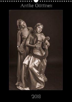Antike Göttinnen (Wandkalender 2018 DIN A3 hoch) von Faltin,  Klaus
