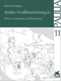 Antike Graffitizeichnungen von Langner,  Martin