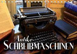 Antike Schreibmaschinen (Tischkalender 2019 DIN A5 quer) von Bleicher,  Renate