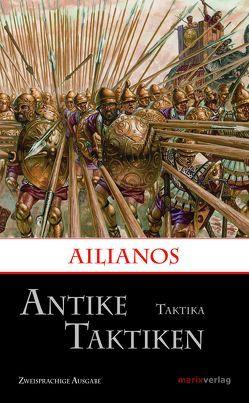 Antike Taktiken / Taktika von Ailianos, Brodersen,  Kai