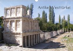 Antike Westtürkei (Wandkalender 2021 DIN A3 quer) von Monzel,  Andrea