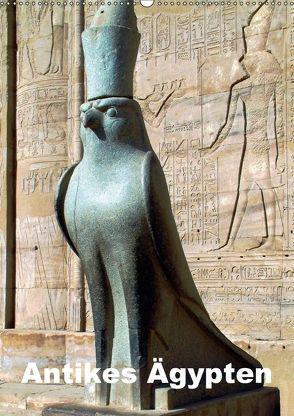 Antikes Ägypten (Wandkalender 2018 DIN A2 hoch) von Rudolf Blank,  Dr.