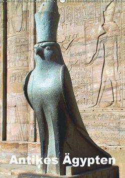 Antikes Ägypten (Wandkalender 2019 DIN A2 hoch) von Rudolf Blank,  Dr.