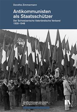 Antikommunisten als Staatsschützer von Zimmermann,  Dorothe