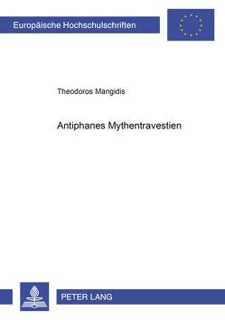 Antiphanes' Mythentravestien von Mangidis,  Theodoros