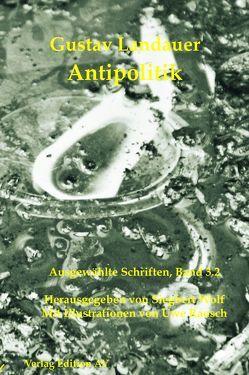 Antipolitik von Landauer,  Gustav, Wolf,  Siegbert