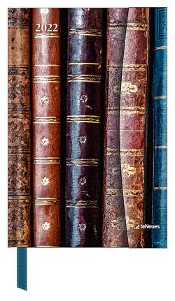 Antique Books 2022 – Buchkalender – Taschenkalender – 10×15