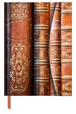 Antique Books 2022 – Buchkalender – Taschenkalender – 16×22