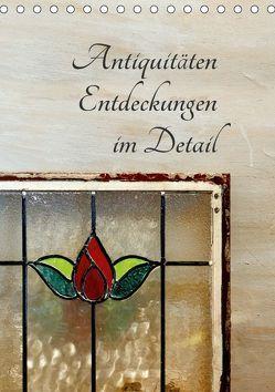 Antiquitäten – Entdeckungen im Detail (Tischkalender 2019 DIN A5 hoch) von Renken,  Erwin