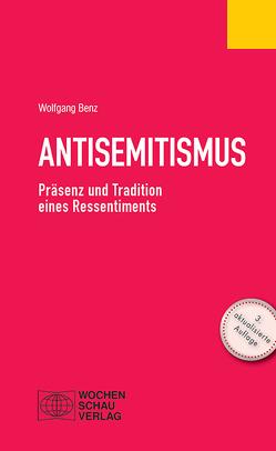 Antisemitismus von Benz,  Wolfgang