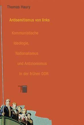 Antisemitismus von links von Haury,  Thomas