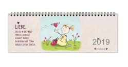 Antjeca Tischkalender 2019 von Antjeca