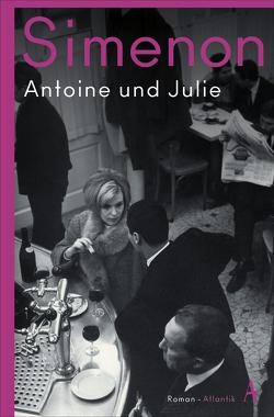 Antoine und Julie von Helmlé,  Eugen, Simenon,  Georges