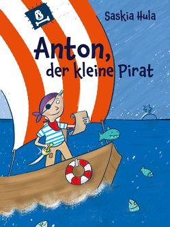 Anton, der kleine Pirat von Hula,  Saskia