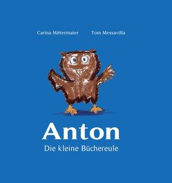 Anton – Die kleine Büchereule