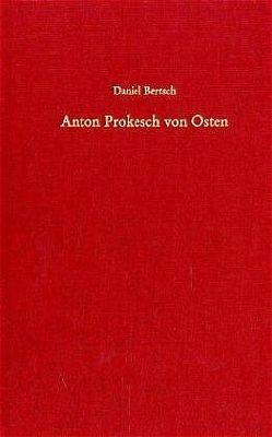 Anton Prokesch von Osten (1795-1876) von Bertsch,  Daniel