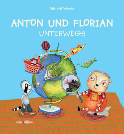 Anton und Florian von Wrede,  Michael