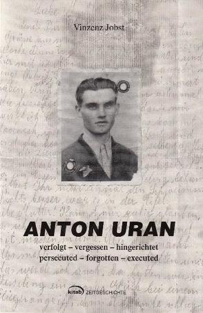 Anton Uran von Jobst,  Vinzenz