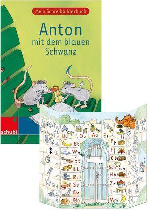 Anton & Zora / Mein Schreibbilderbuch Anton Basisschrift von Jockweg,  Bernd, Jockweg,  Bernd,  Jockweg,