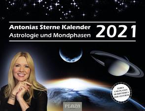 Antonias Sterne Kalender 2021 von Langsdorf,  Antonia