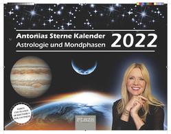 Antonias Sterne Kalender 2022 von Langsdorf,  Antonia