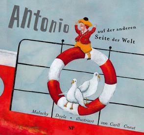 Antonio auf der anderen Seite der Welt von Cneut,  Carll, Doyle,  Malachy, Reichart,  E