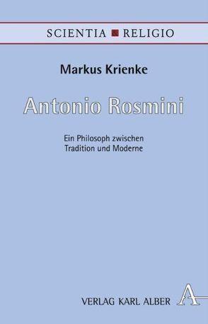 Antonio Rosmini von Krienke,  Markus