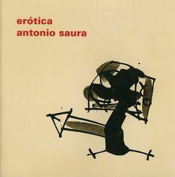 Antonio Saura von Galerie Boisserée, Saura,  Antonio, Weber,  Thomas