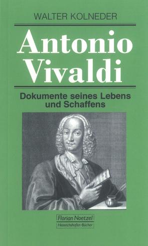 Antonio Vivaldi von Kolneder,  Walter, Schaal,  Richard