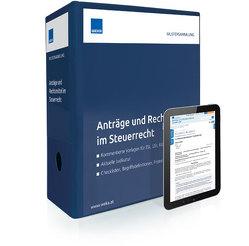 Anträge und Rechtsmittel im Steuerrecht von Albert,  Raphael, Obermayr,  Armin, WEKA-Verlag Wien