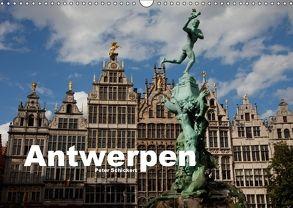Antwerpen (Wandkalender 2018 DIN A3 quer) von Schickert,  Peter