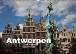 Antwerpen (Wandkalender 2019 DIN A2 quer) von Schickert,  Peter