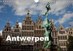 Antwerpen (Wandkalender 2019 DIN A4 quer) von Schickert,  Peter