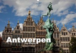 Antwerpen (Wandkalender 2020 DIN A2 quer) von Schickert,  Peter