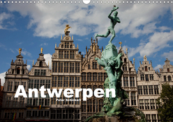 Antwerpen (Wandkalender 2020 DIN A3 quer) von Schickert,  Peter