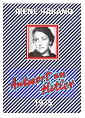 Antwort an Hitler 1935 von Harand,  Irene, Witzel,  Herbert Friedrich