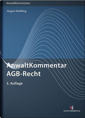 AnwaltKommentar AGB-Recht von Niebling,  Dr. Jürgen