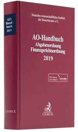 AO-Handbuch 2019 von Deutsches wissenschaftliches Institut der Steuerberater e.V.