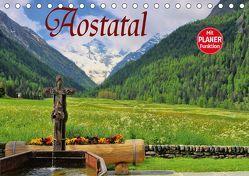 Aostatal (Tischkalender 2019 DIN A5 quer) von LianeM